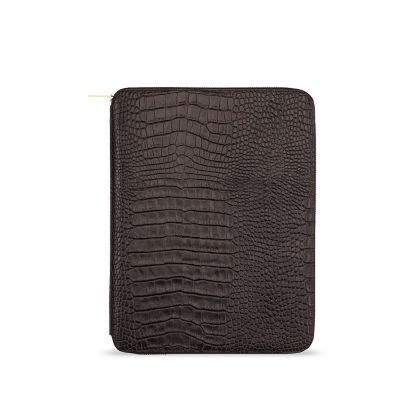 Mara A5 Zip Writing Folder