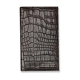 Leather Pocket Memo