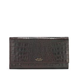 Leather Marshall Travel Wallet