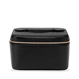 Leather Mini Jewellery Case