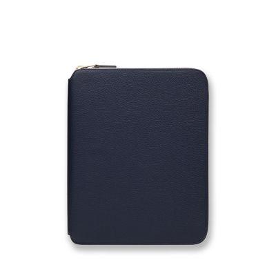 Burlington A5 Zip Writing Folder
