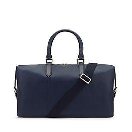 Reisetasche aus Leder