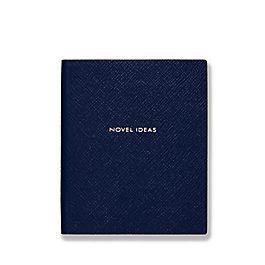 Carnet Premier Novel Ideas en cuir
