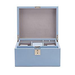 Leather Keepsake Box