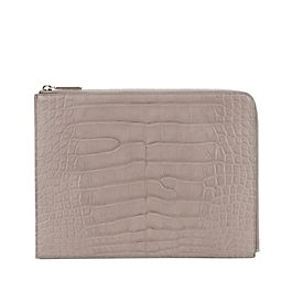 Leather Wilde Large Pouch