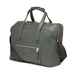 Handgepäcktasche aus Leder