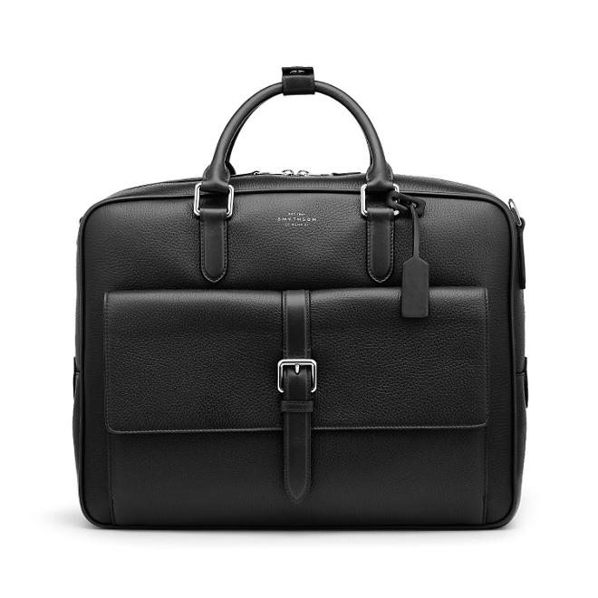 SMYTHSON Leather Hand Bag