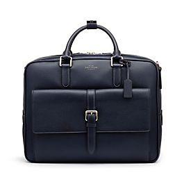 Leather Large Briefcase