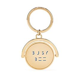 Busy Bee Icon Keyring
