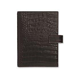 Leather Bond Street Organiser