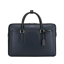 Leather 24 Hour Travel Bag