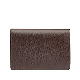 Leather Business and Credit Card Case