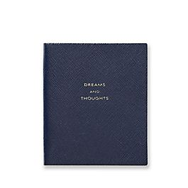 Leather Dreams and Thoughts Premier Notebook