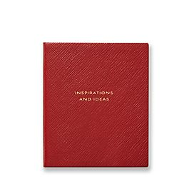 Leather Inspirations and Ideas Premier Premier Notebook