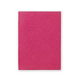 Quaderno Soho in pelle con pagine bianche