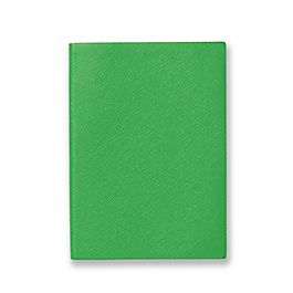 Leather Soho Notebook with Blank Pages