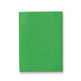 Unliniertes Soho Notizbuch aus Leder