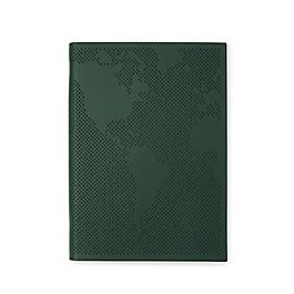 Leather Atlas Travel Journal