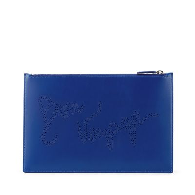 Piccadilly Triple Zip Pouch