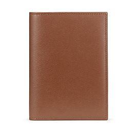 Copertina per passaporto e portatessere in pelle