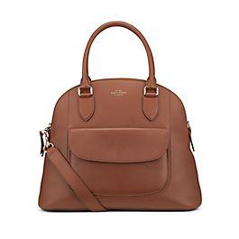 Leather Bugatti Bag