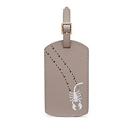 Leather Lugagge Tag