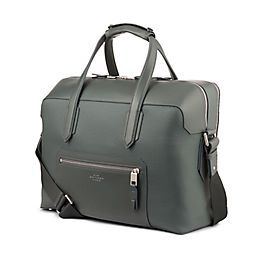 Leather Carry-On Bag