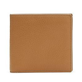 Portafoglio con 8 tasche per carte di credito in pelle