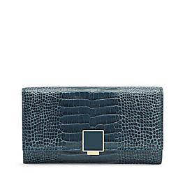 Haushälter-Brieftasche aus Leder