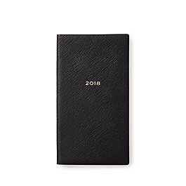 Leather 2018 Memoranda Diary