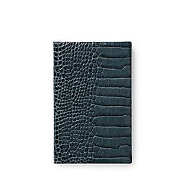 Leather Panama Notebook