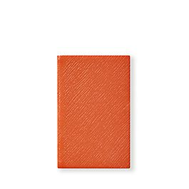Leather Wafer Notebook