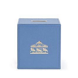 Leather Small Money Box