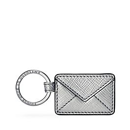 Leather Envelope Keyring