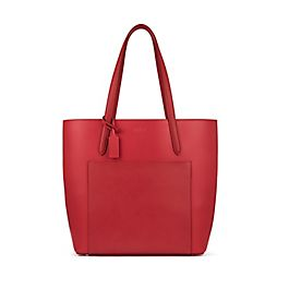 Borsa tote North South in pelle