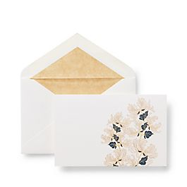 Cartes-lettres Chrysanthemums