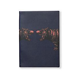 Quaderno Soho animali in pelle