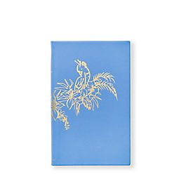 Leather Tropical Panama Notebook