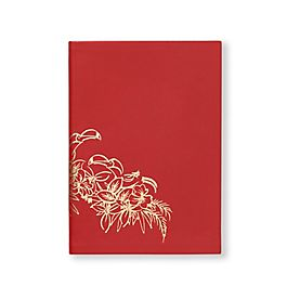 Leather Tropical Soho Notebook