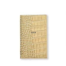 Leather 2019 Panama Agenda with Pocket