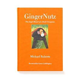"""Libro con copertina rigida """"GingerNutz"""""""