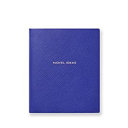 """Quaderno Premier """"Novel Ideas"""" in pelle"""