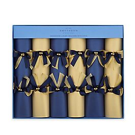 Box of 6 Luxury Christmas Crackers