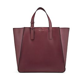 Leather Maxi Tote