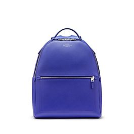Leather Small Backpack