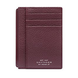 Porte-cartes et billets en cuir