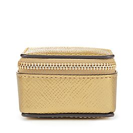 Leather Small Trinket Case