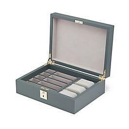 Petite boîte à accessoires pour homme
