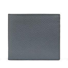 Karten-Brieftasche aus Leder mit 6 mit sechs Kartenfächern