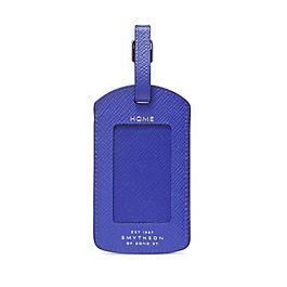 Etichetta per bagaglio in pelle